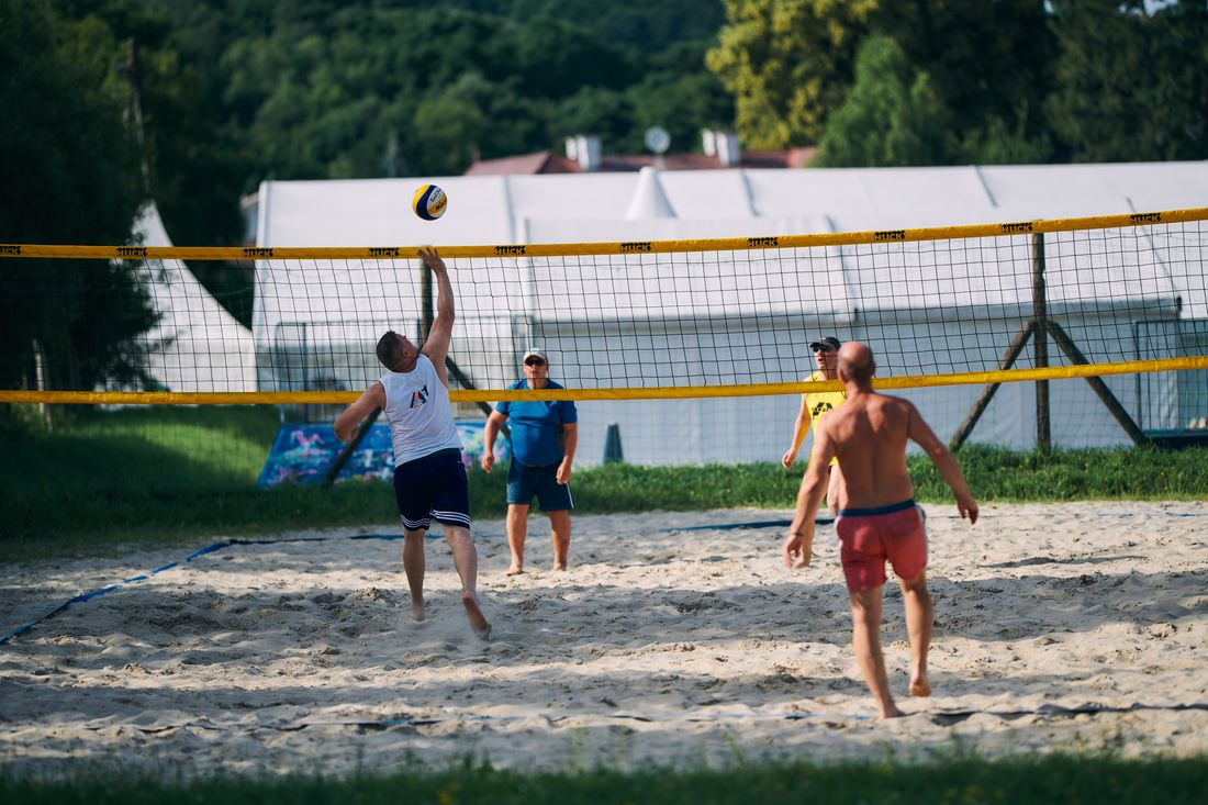 Volleyball Freizeit